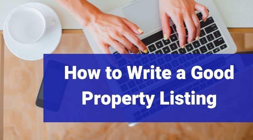 writing a property listing